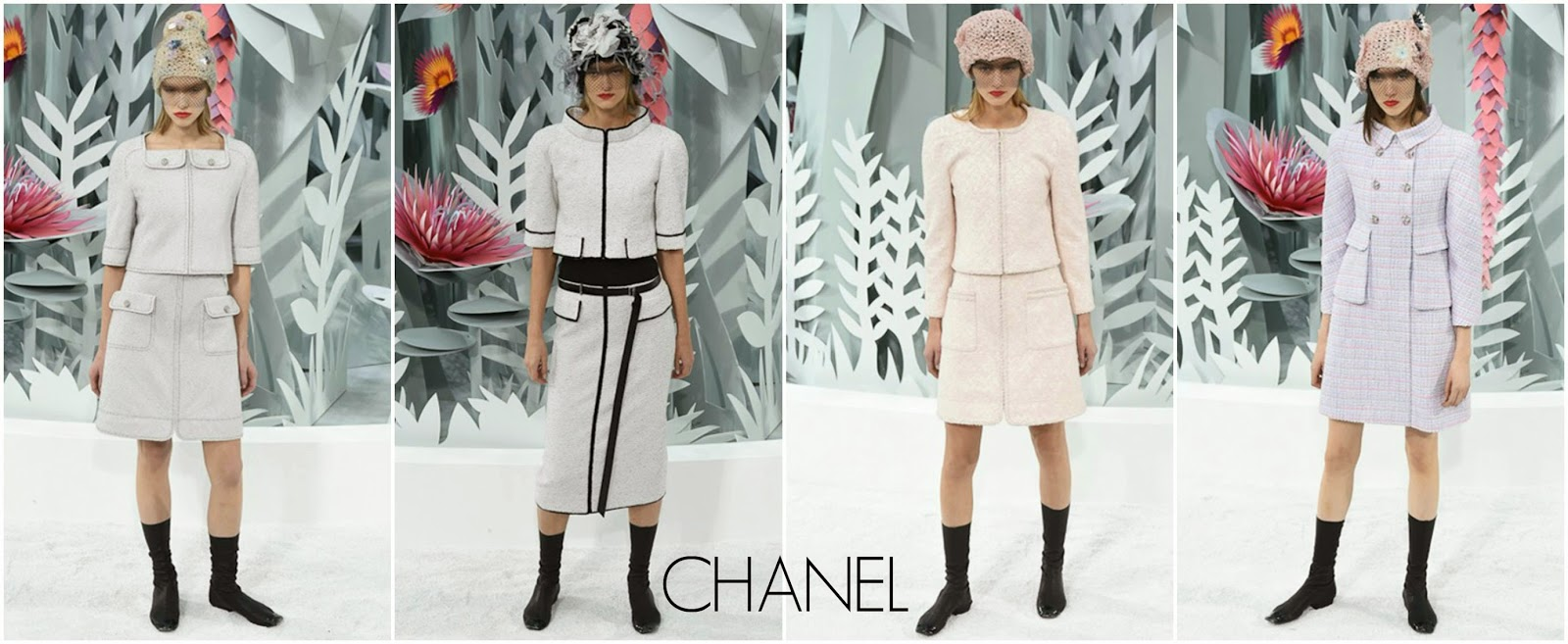 Chanel SS15 Couture show, Paris, catwalk, runway report, designer, fashion week