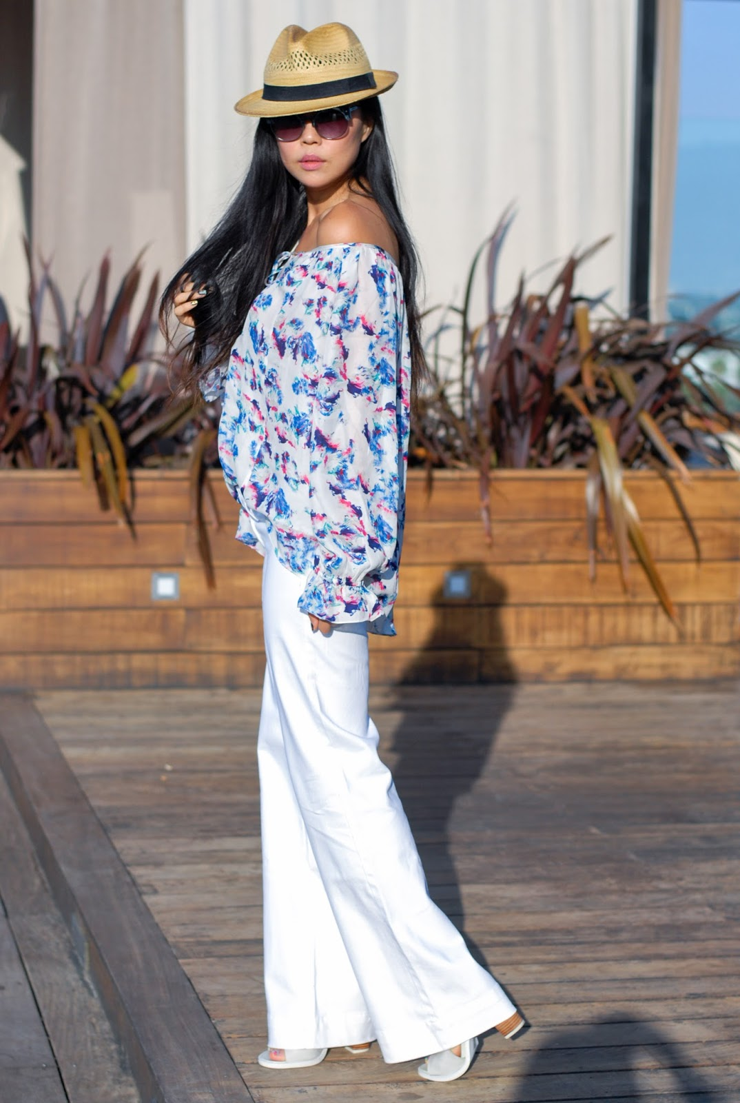 what would olivia pope wear justfab white pants