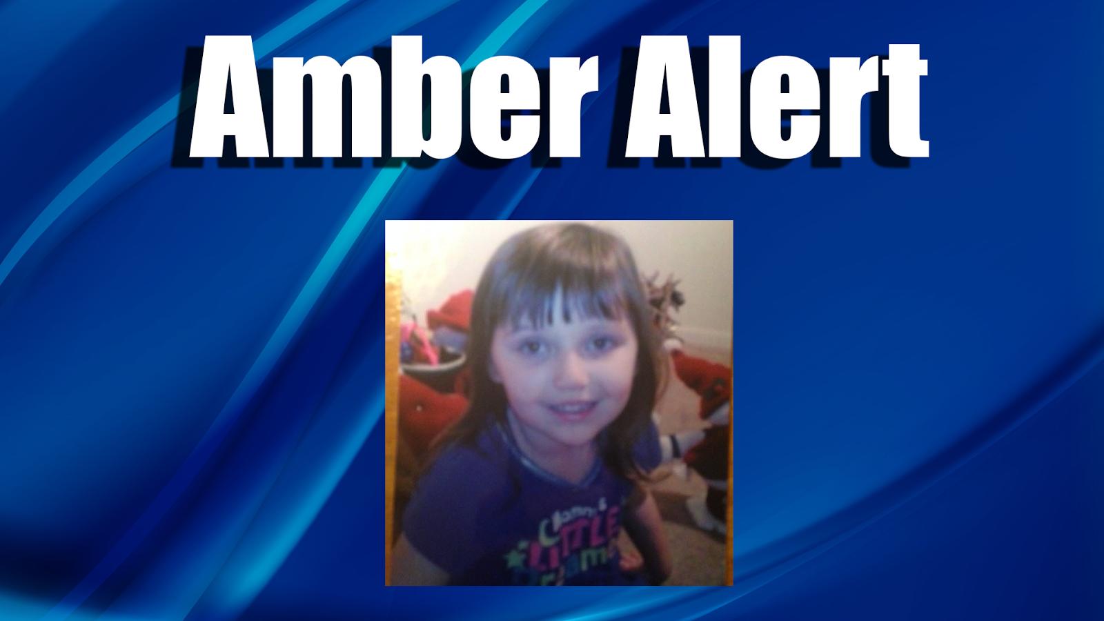Amber Alert images
