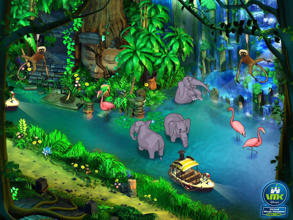 Jungle wallpaper desktop wallpapers for Home wallpaper jungle
