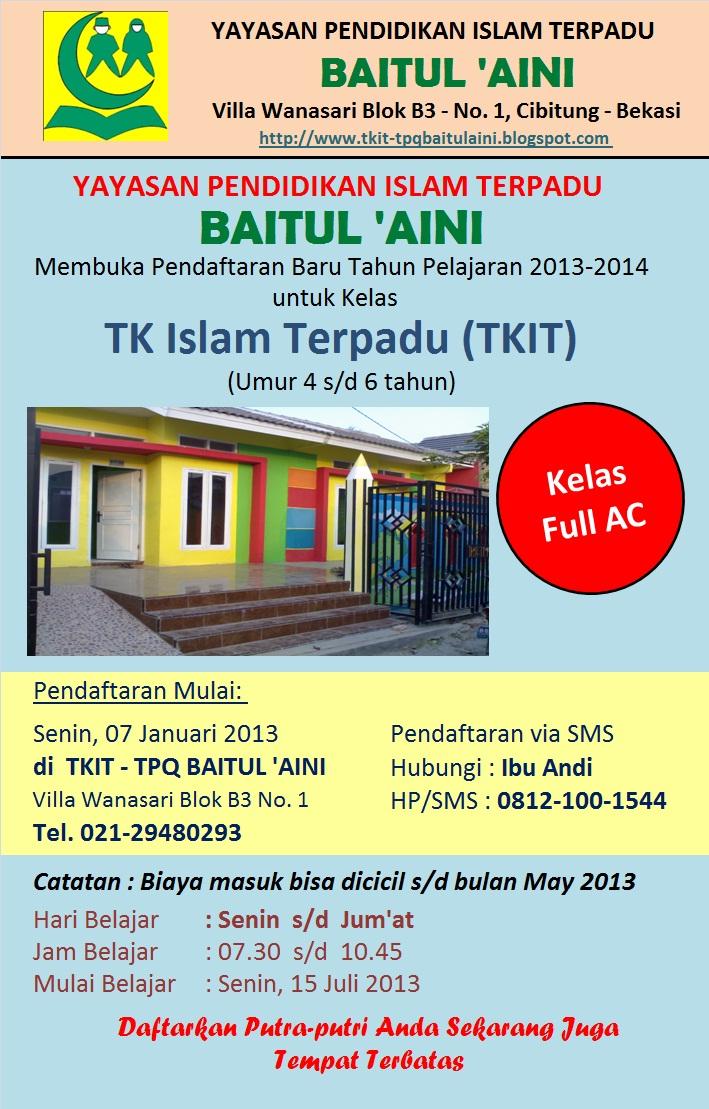 Tkit Tpq Baitul Aini Free Download Cara Merancang Brosur