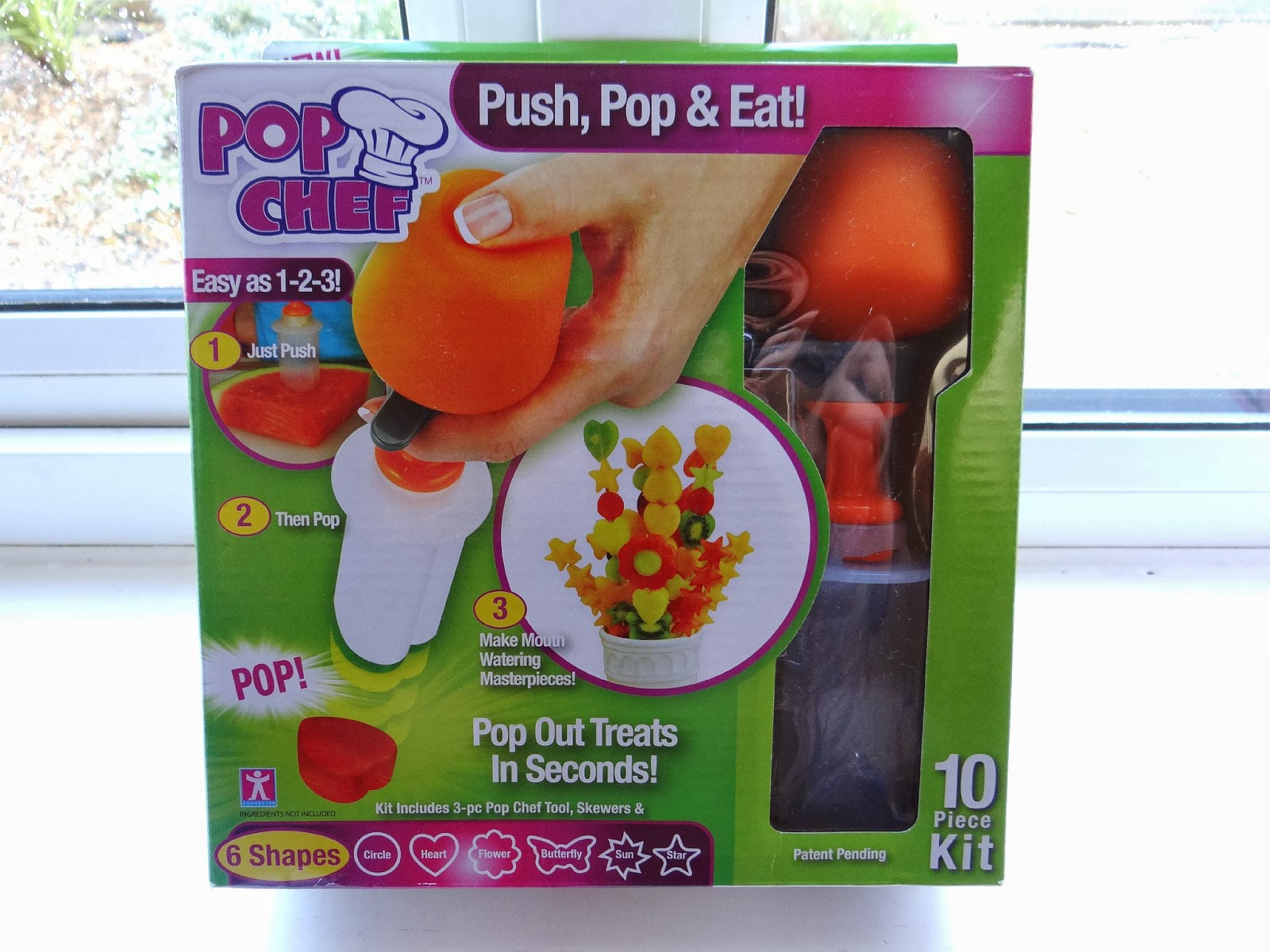 Pop Chef, Bento Box, food platter