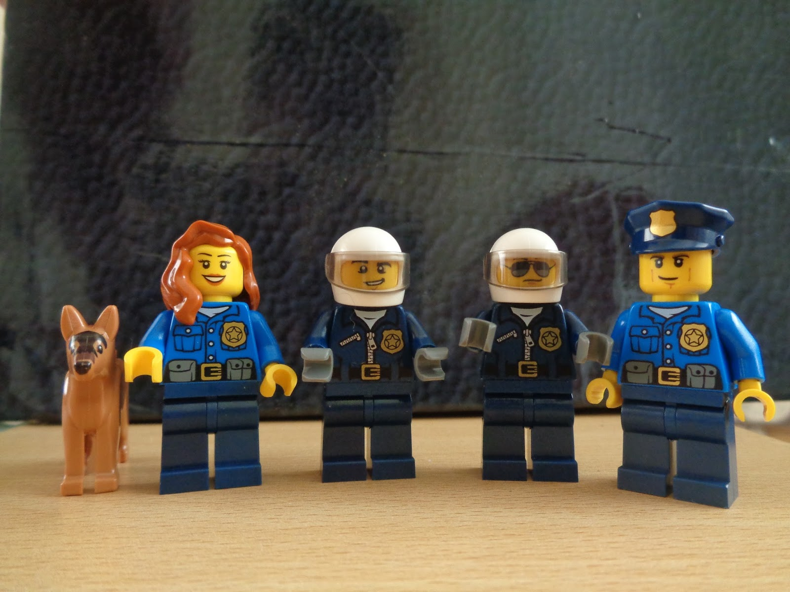The Hobby Hole Lego City Police Station Review