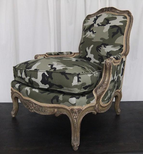 Guerrilla fauteuil