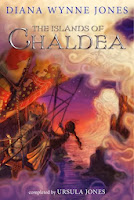 the islands of chaldea by diana wynne jones and ursula jones book cover