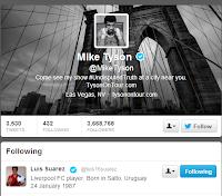 Luis Suarez Mike Tyson
