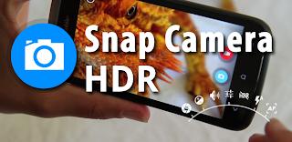 Nyobain Snap Camera + Pixlr Express di Android