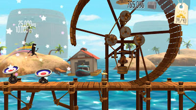 Runner 2: Future Legend of Rhythm Alien Screenshots 2