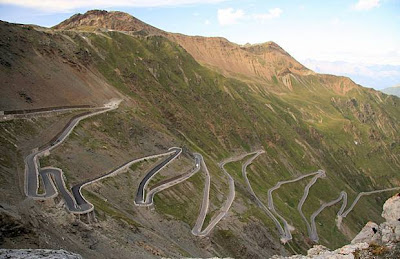 Stelvio Pass, Italy
