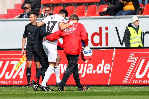 FC Ingolstadt : FC St. Pauli - Primeira vitória fora de casa.