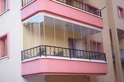 Cerramientos de balcones cerramientos en almer a 950 - Cerrar balcon ...