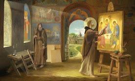 Ερμηνεία εικόνας της Αγίας Τριάδας του Αντρέι Ρουμπλιώφ [Βίντεο]