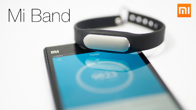 Xiaomi Mi Band, noticias de tecnología