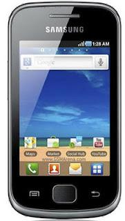 Spesifikasi SAMSUNG S5660 GALAXY FIT Terbaru