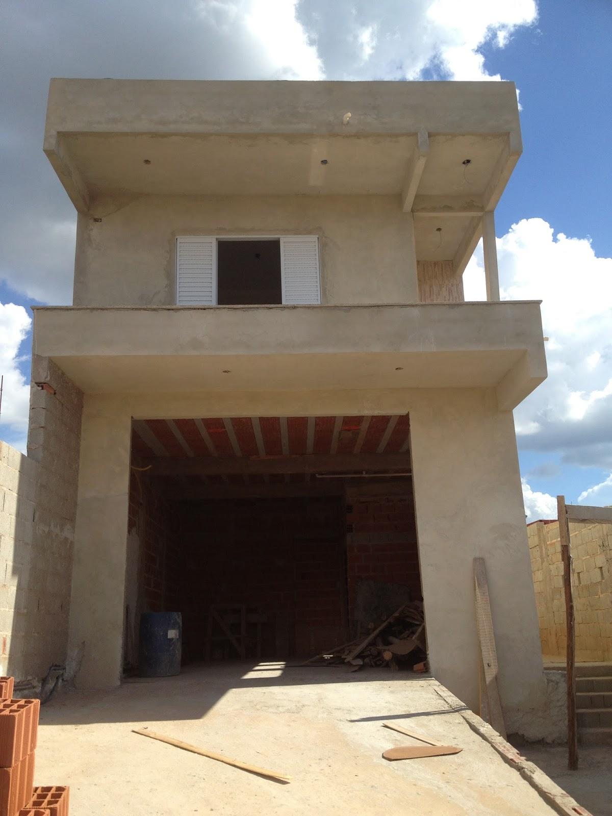Promessa de deus construindo um sonho fase 5 rea for Casa in cima al garage