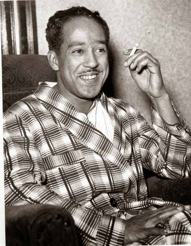 langston hughes There wasn't much that langston hughes couldn't do on the occasion of what would have been his 116th birthday (hughes passed away in 1967, at the age of 65), here are 20 inspiring quotes from.