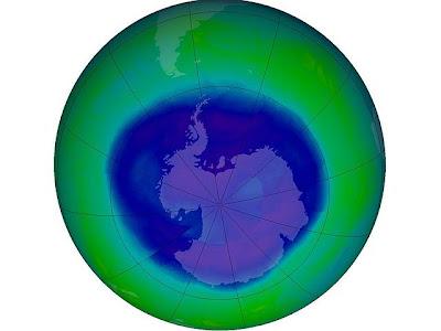 deterioro de la capa de ozono 2011