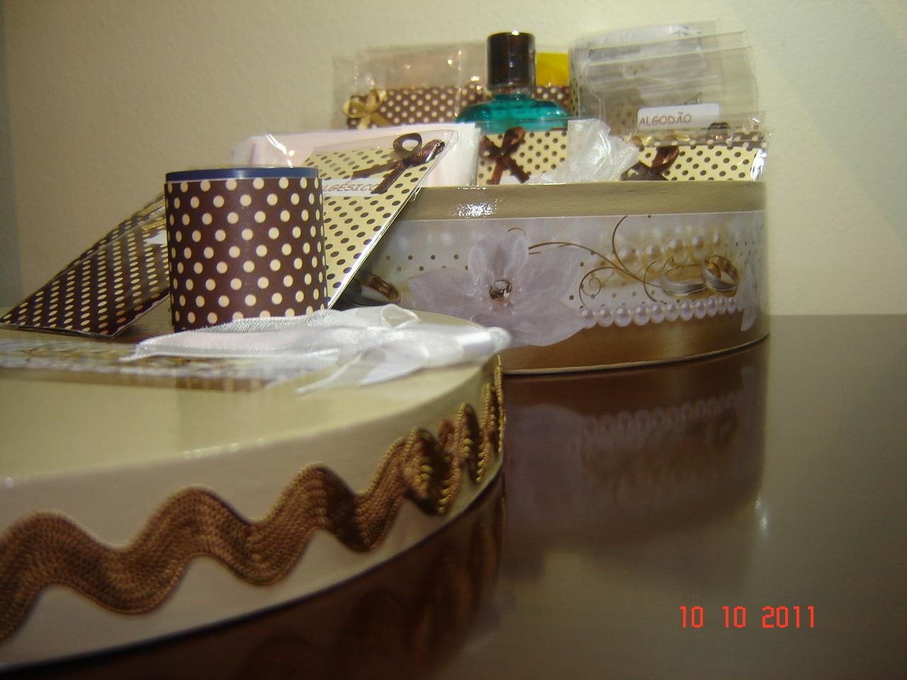 Marcadores: Kit Banheiro Casamento Redondo Creme / Noivas Kit  #B3980D 1280 960