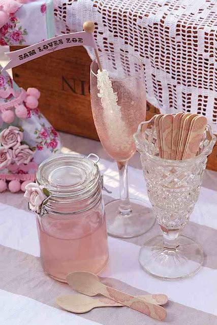 como hacer cristales de azucar
