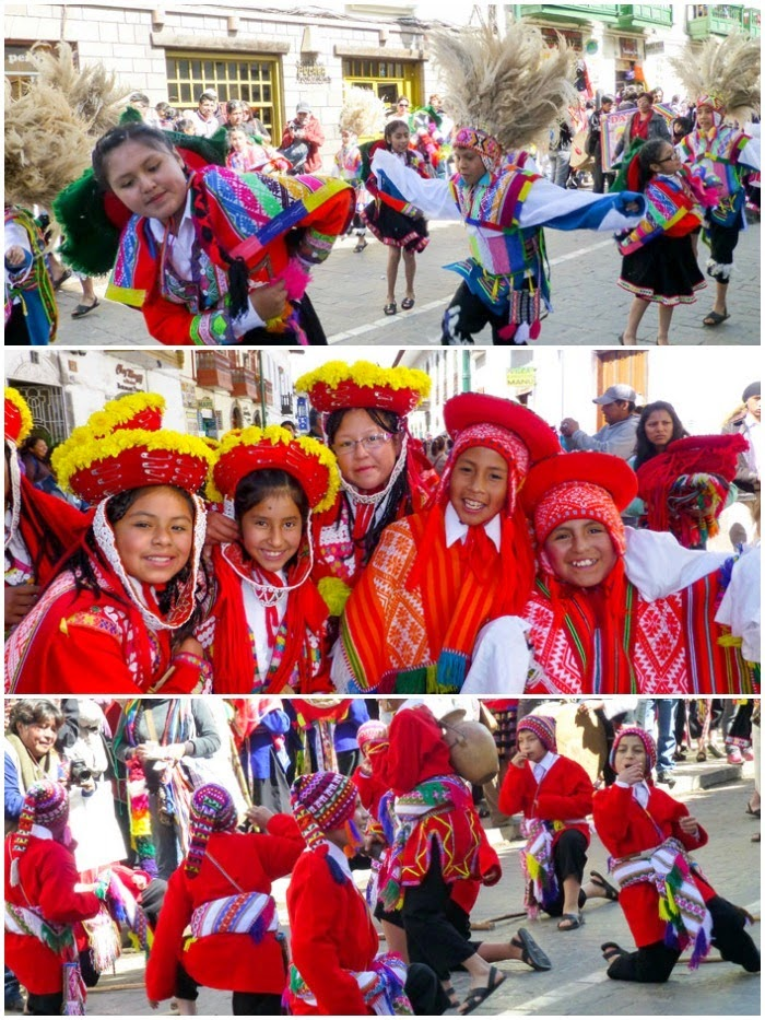Peru | Cuzco Children's Folk Dance Festival #travel