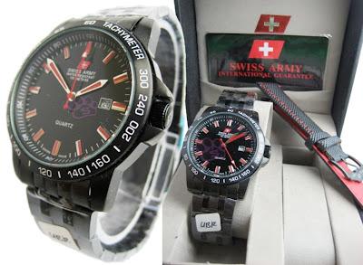 Jam Tangan Original | Swiss Army | Murah | Grosir | Rantai | Pria