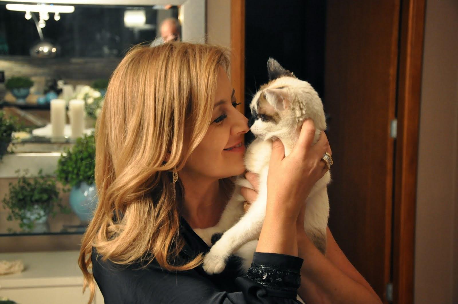 Eu e Olivia