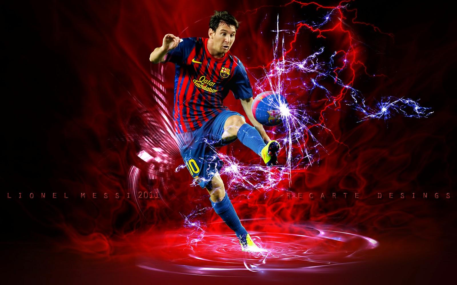 Tema Lionel Messi 2015