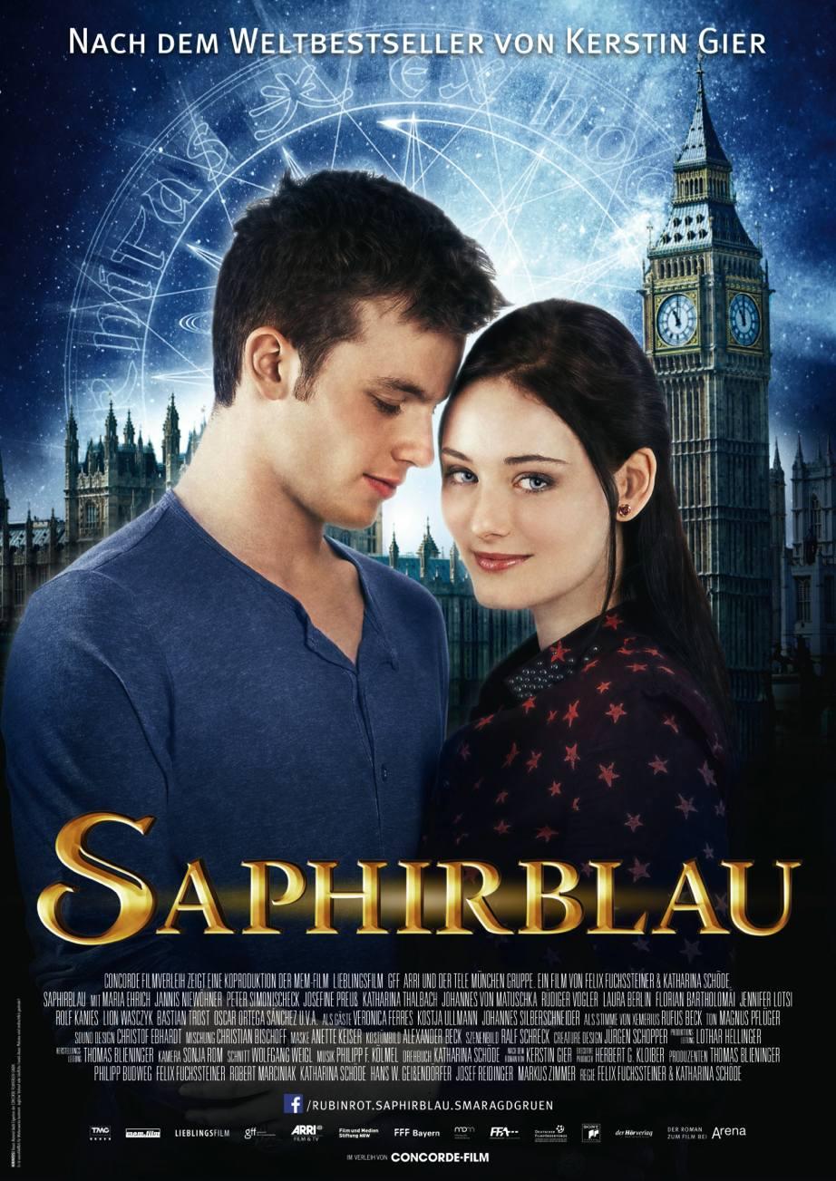 Saphirblau – der Film