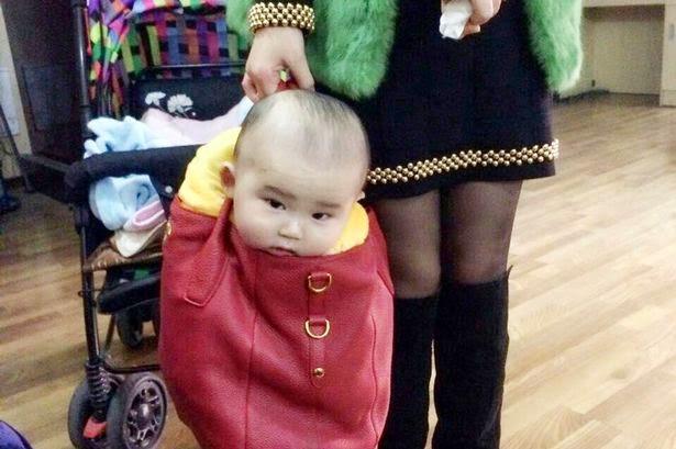 Kesian Tapi Lucu - Ibu Dikecam Bawa Anak Dalam Beg Tangan http://apahell.blogspot.com/2015/01/kesian-tapi-lucu-ibu-dikecam-bawa-anak.html