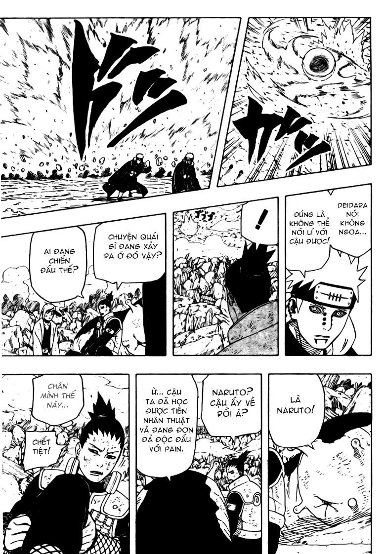 Naruto chap 432 Trang 9 - Mangak.info