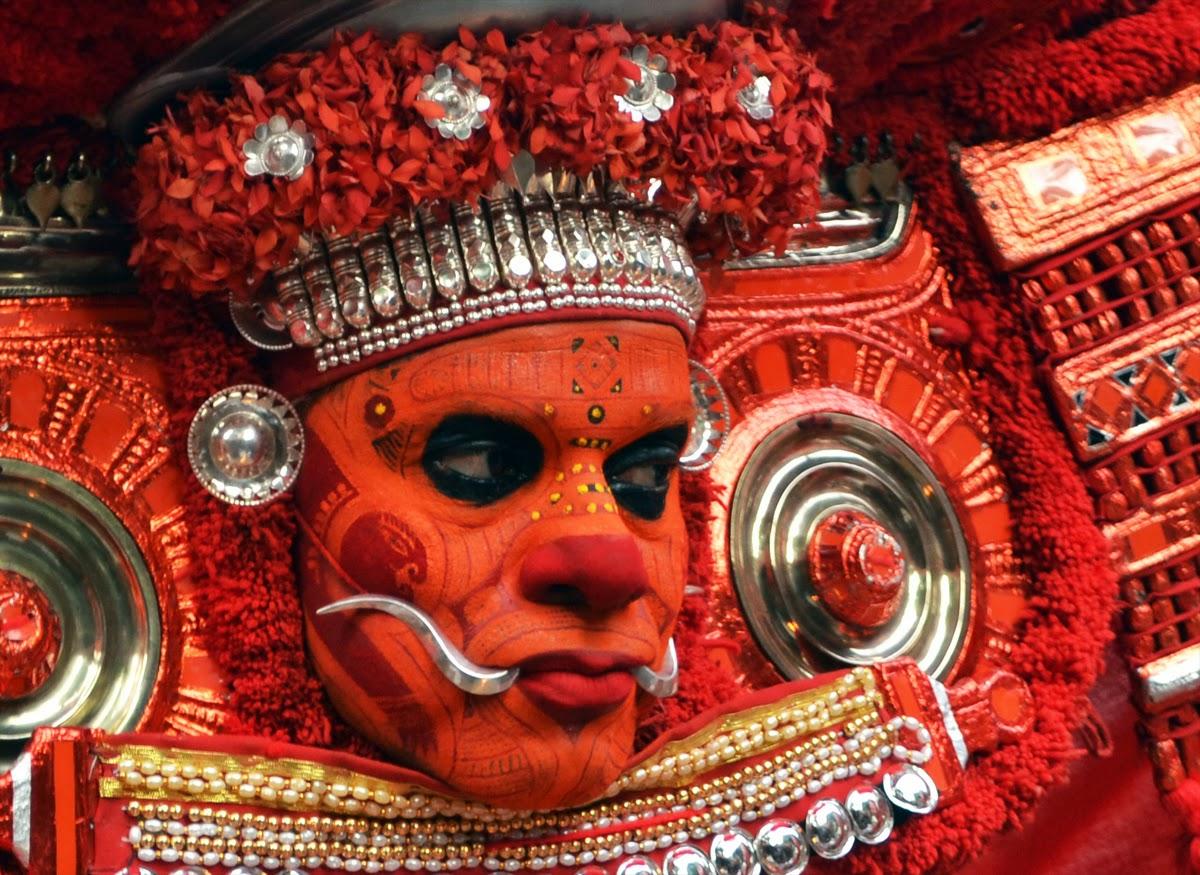 Hd wallpaper kerala - Photo Inbox Theyyam Photos