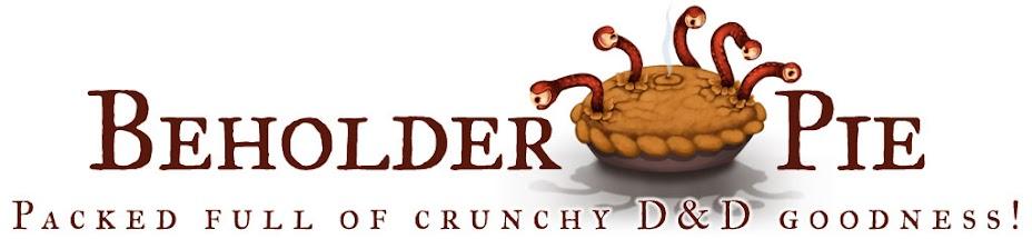 Beholder Pie