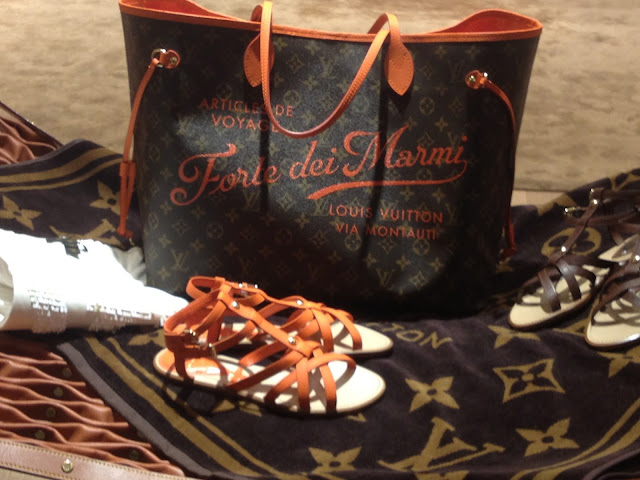 Louis vuitton, Forte dei marmi, Neverfull, LV neverfull