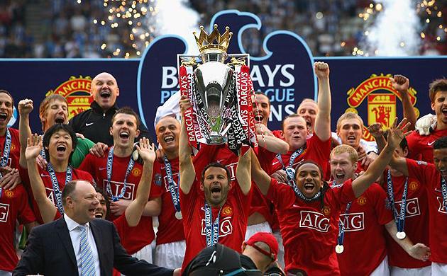 Manchester United Juara EPL 2010/2011