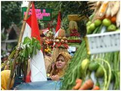 Upacara Tunggul Wulung Daerah Istimewa Yogyakarta