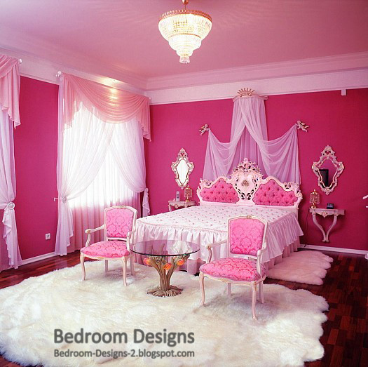 Genial Master Bedroom Design Ideas With Classic Bedroom Furniture, Bedroom  Curtains And Bedroom Carpet