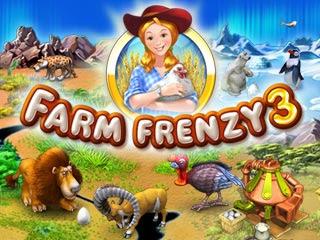 لعبة المزرعة فارم فرانزي Farm Frenzy 3