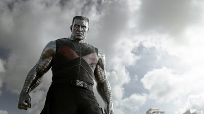 Still of Colossus from the Deadpool Movie