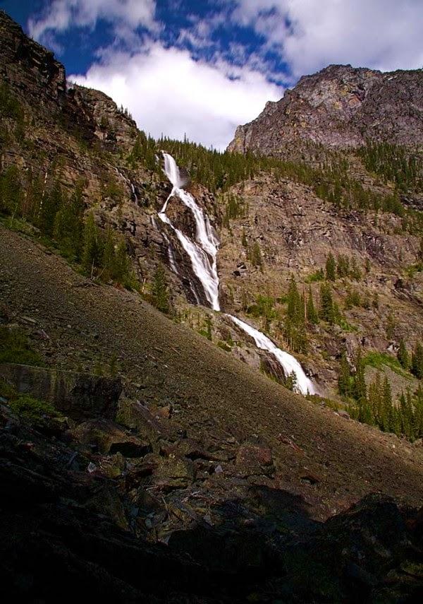Beaver Chief Falls Montana