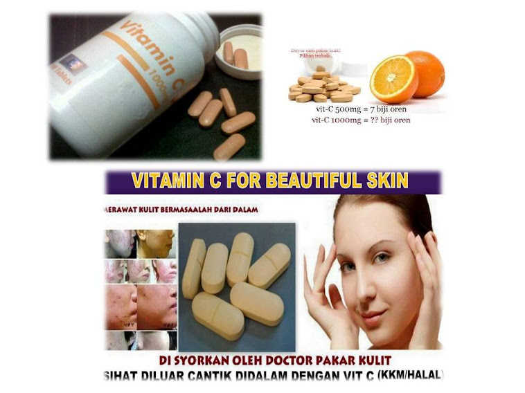 Vitamin C Organic 1000mg