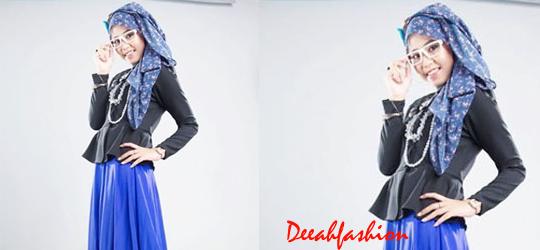 Cara Modis Memakai Rok Fashion (MoslemTrend)