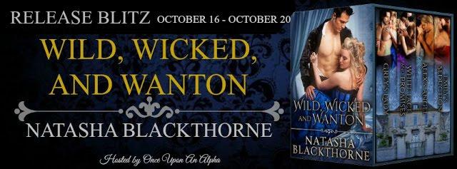 Natasha Blackthorne ~ Historical Erotic Romance