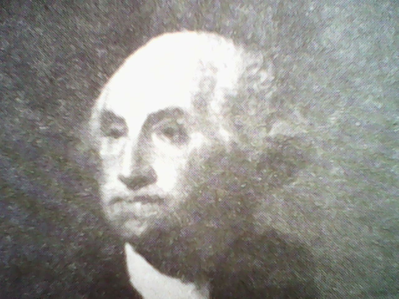 George Wasshington 1732 - 1799 ( Foto: SP )