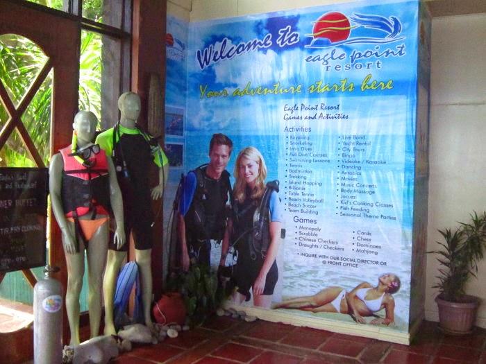 Eagle Point Batangas Beach Resort and Sepoc Beach Center Adventure
