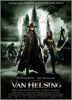 Download - Van Helsing - O Caçador de Monstros - DVDRip - AVI - Dual Áudio