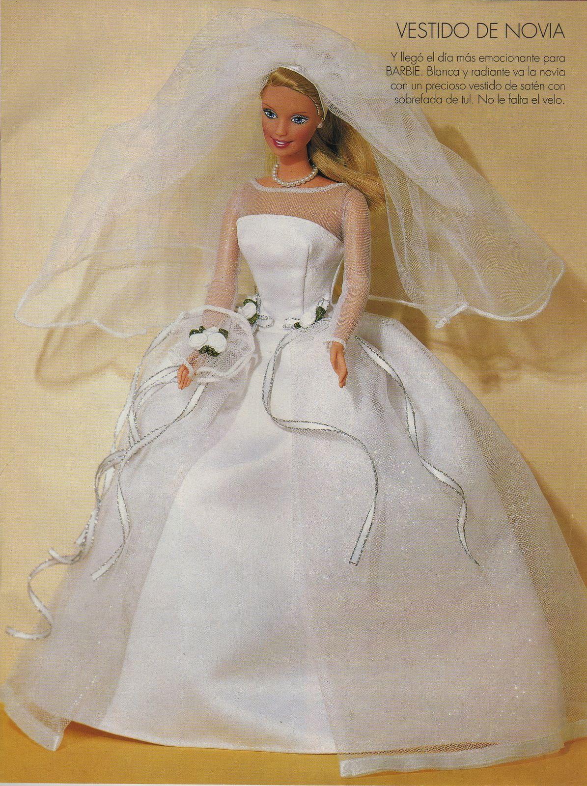 Patrones vestidos de novia goma eva – Moda Española moderna 2018