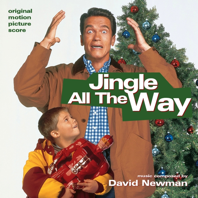Ông Bố Siêu Nhân - Jingle All The Way