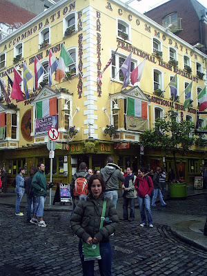 Disfrutar de una beca de idiomas en Dublin Irlanda