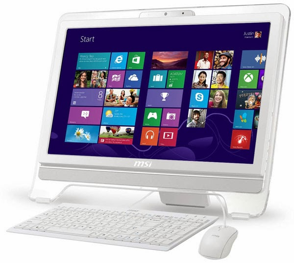 моноблок MSI Wind Top AE2031 для Windows 8