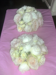 bridesmaids bouquets, adare manor